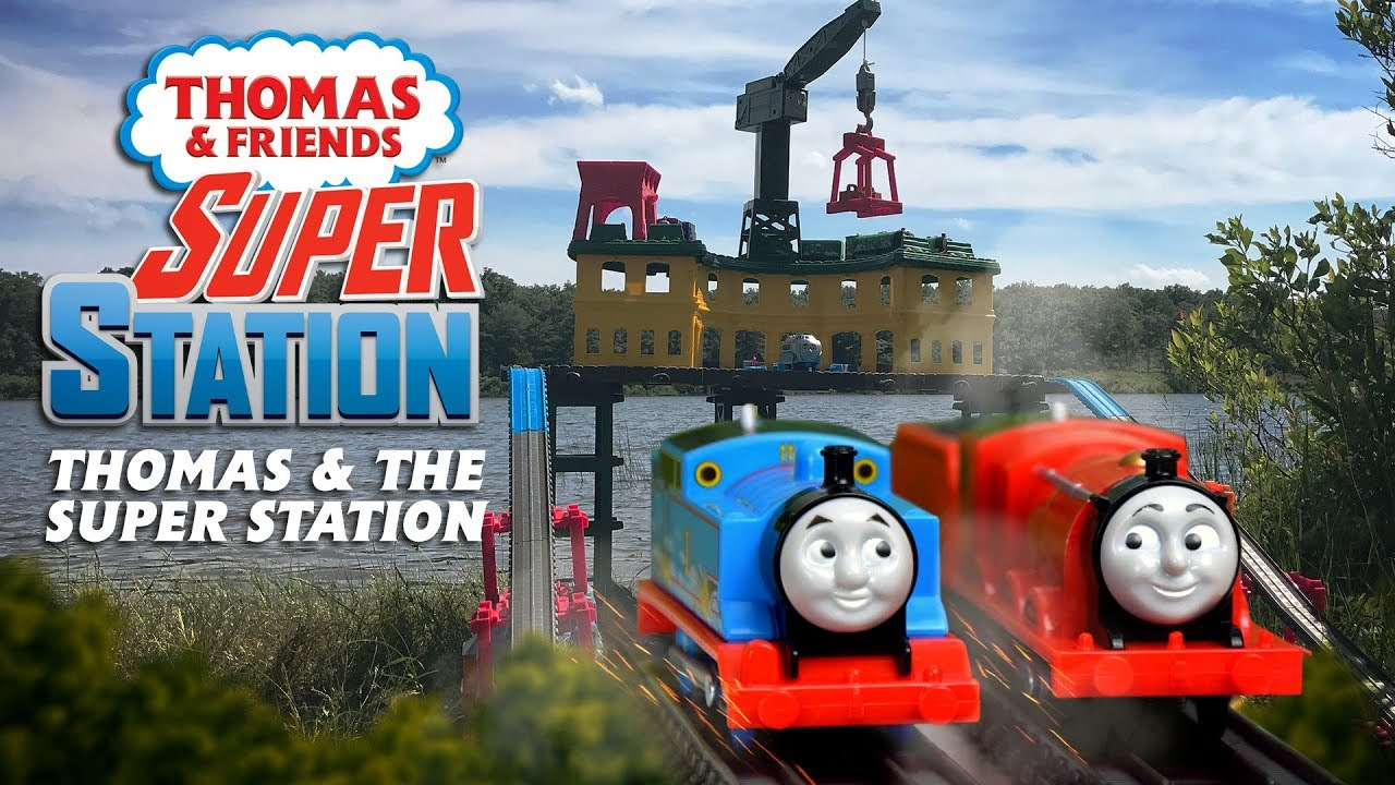 the special express thomas the super station 1 thomas