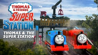 Thomas & Friends: Thomas and the Super Station #1 | The Special Express | Thomas & Friends