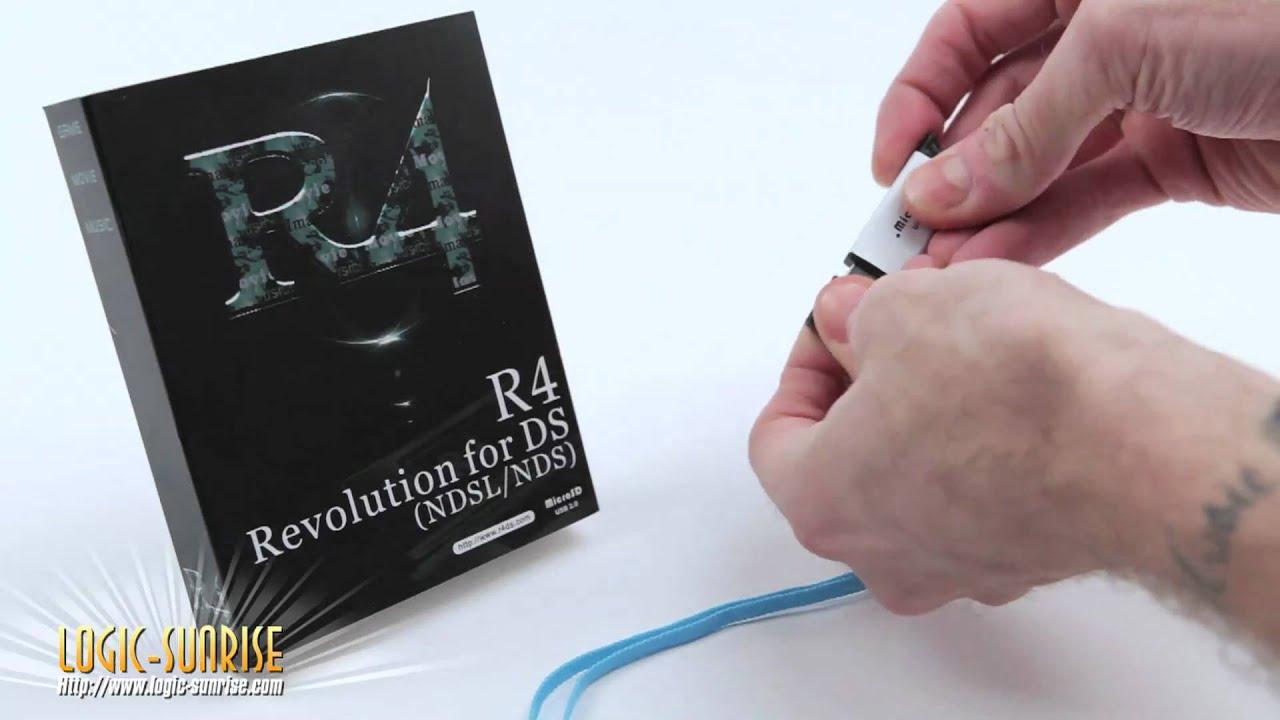 logiciel r4 revolution for ds ndsl nds