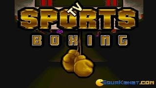 TV Sports: Boxing gameplay (PC Game, 1998)