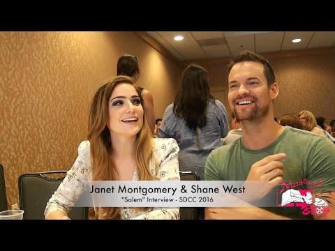 Janet Montgomery & Shane West