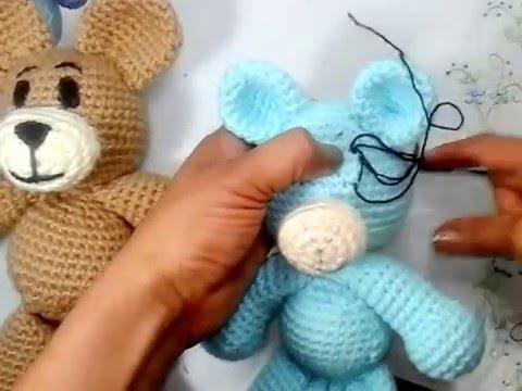 Amigurumis Paso A Paso En Español : Amigurumis animales tejidos al crochet en mercado libre