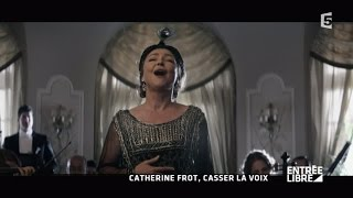 Catherine Frot: nouveau film