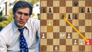 Come Out and Play, Chicken! | Spassky vs Fischer | (1972) | Game 1