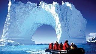 Гренландия. Рекордное таяние льда. ЭТО случилось на нашей Земле в Феврале 2018