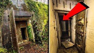 Scoperto il Bunker Finale di Hitler! GUARDATE COSA C'E' DENTRO