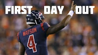 "Deshaun Watson Rookie NFL Mix ""First Day Out"""