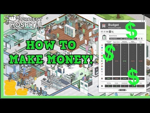 Project Hospital Tutorial  How to Make Money 💲💉