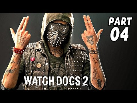 Watch Dogs 2 Gameplay German #4 - Wrench & Marcus - Let's Play Watch Dogs 2 Deutsch