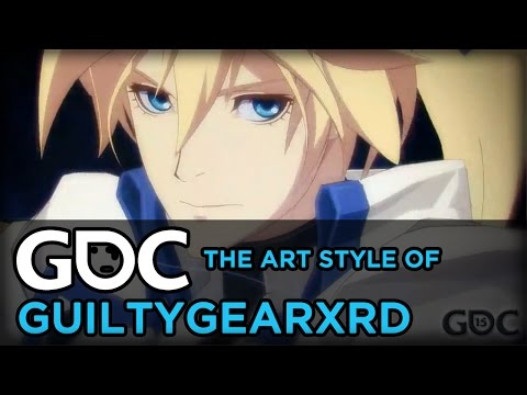 GuiltyGearXrd's Art Style : The X Factor Between 2D and 3D