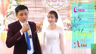 Chú rể sáng tác và hát tặng cô dâu trong ngày cưới cực ý nghĩa|Câu chuyện ngày xưa|Nhạc chế Duy Hưng