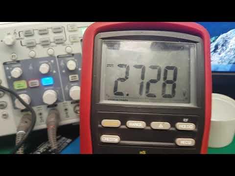 Как из ШИМ ардуино сделать аналоговое напряжение
