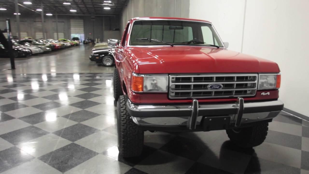 1987 Ford F150 >> 3357 Atl 1987 Ford F 150 Xl 4x4