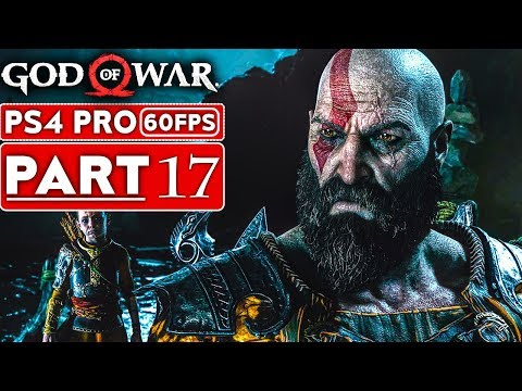 GOD OF WAR 4 Gameplay Walkthrough Part 17 [1080p HD 60FPS PS4 PRO] - No Commentary