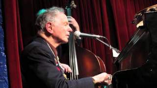 """Blue Monk"" by the David Amram Quintet, Live at Cornelia St. Cafe, 4-1-13"