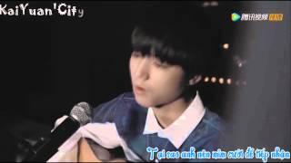 [KYC][Vietsub]An Tĩnh - Vương Tuấn Khải Solo Guitar(Cover)