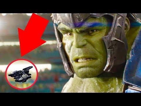 Thor: Ragnarok 14 Cosas Que NO Viste, Curiosidades, Cameos, Escena Post Creditos, Easter Eggs