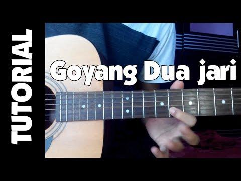 Goyang Dua Jari Akimilaku - Tutorial Acoustic Guitar