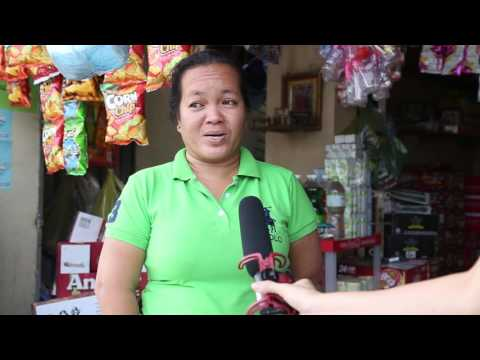 Interview Women Retail Grocery Store