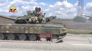 • Военнослужащие ДНР начали подготовку к параду победы