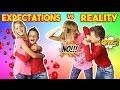 Download lagu EXPECTATIONS vs REALITY of having a Sibling