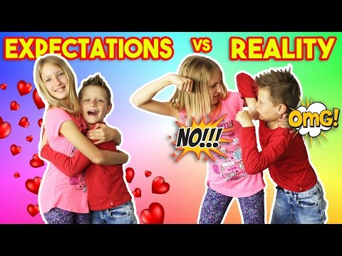 Thumbnail: EXPECTATIONS vs REALITY of having a Sibling