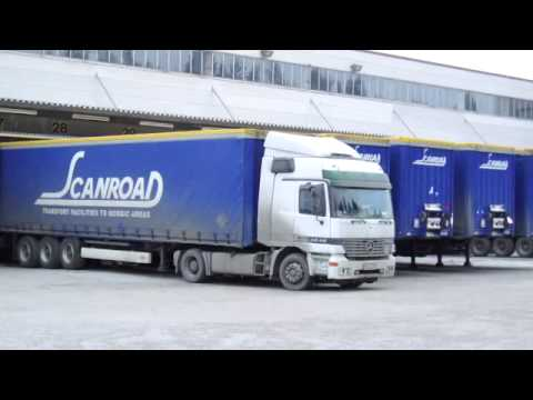 Cross-Border Transport France Vantaa Scanroad Finland Oy