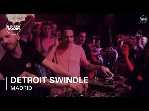 Detroit Swindle Ray-Ban x Boiler Room 021 Madrid   DJ Set