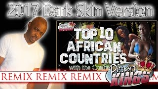 10 African Countries with the most Beautiful Black Women: Passport Kings Video