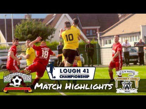 Annagh H&W Welders Goals And Highlights