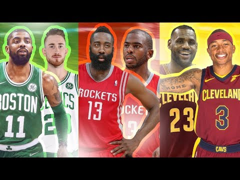 RANKING THE STARTING FIVE FROM ALL 30 NBA TEAMS