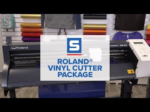 Roland® Vinyl Cutter Package