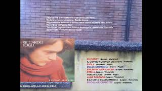 Riccardo Fogli Il Sole L Aria La Luce Il Cielo Ascolta Qui L Album Intero