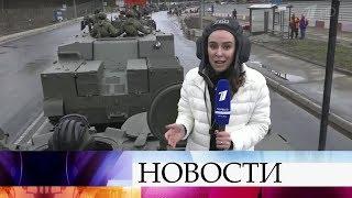 видео Какие дороги перекроют в Москве в связи с подготовкой к Параду Победы