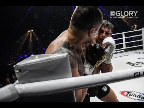 GLORY 54: Rico Verhoeven vs. Mladen Brestovac - Full Fight