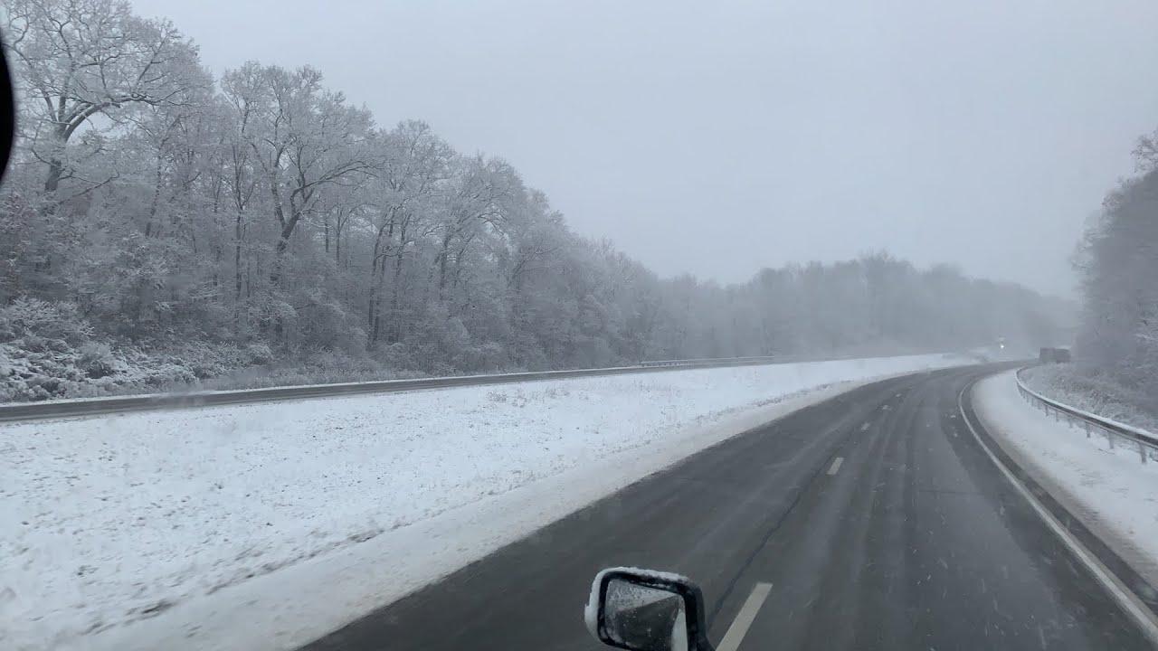 Ohio rumbo a Pennsylvania USA
