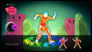 Just Dance 2 Move Your Feet