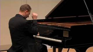 Matthew Weissman plays Beethoven: Sonata in E flat Major Op.7 3rd mvt