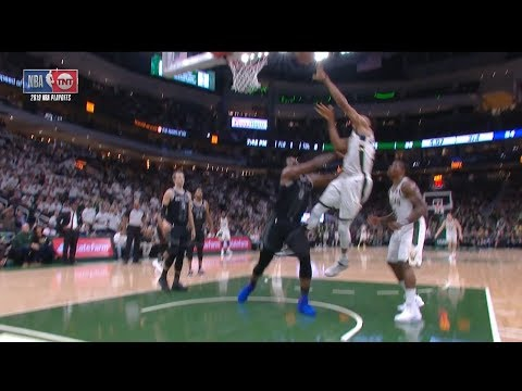 Andre Drummond SHOVES Giannis Antetokounmpo, Gets Ejected from Game | 2019 NBA Playoffs