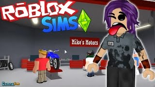 I'M VERY DIRTY BLOXBURG ROBLOX CRYSTALSIMS
