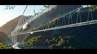Trasporto di stringa Sky Way - il progetto mondiale del XXI secolo!