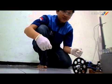 ICECC Chem - Eng ITS 2015 : SPEKTRONICS 9 - Sepuluh Nopember Institute of Technology - INDONESIA