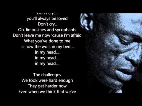 Seal - Don´t Cry - HQ - Scroll Lyrics