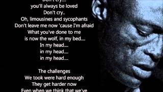 "Seal - Don´t Cry - HQ - Scroll Lyrics ""22"""