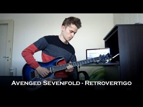 Avenged Sevenfold - Retrovertigo (Full Song Guitar Cover) Mp3