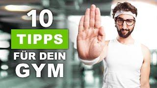 10 Kriterien für das perfekte Fitnessstudio 💪
