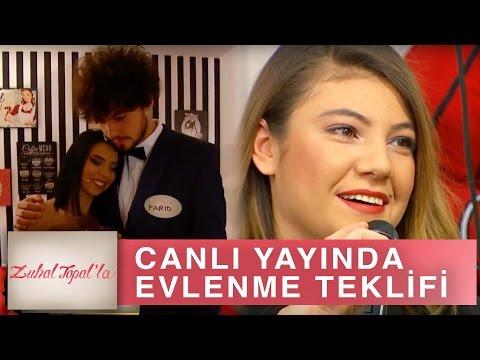 Zuhal Topal'la 175. Bölüm (HD)   Farid'den Milyonlar Önünde Nagehan'a Muhteşem Evlilik Teklifi...
