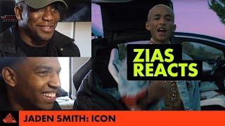 ZIAS! Reacts | Jaden Smith - ICON