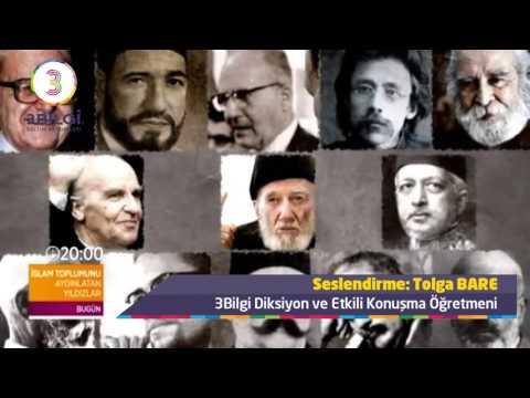 Diksiyon Kursu Ankara - 3Bilgi Eğitim - Tolga Bare