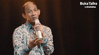 Download Arcandra Tahar - Potensi Energi Alternatif untuk Masa Depan Indonesia   BukaTalks